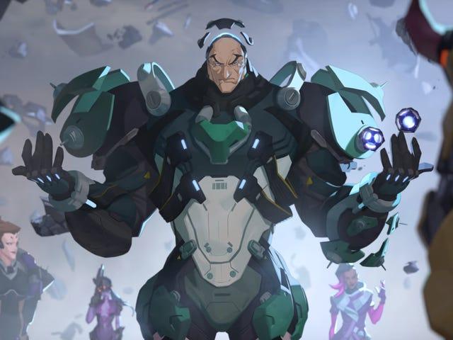 """守望者的新英雄是西格玛,一个天体物理学家,他不知道他是""""活的武器"""""""