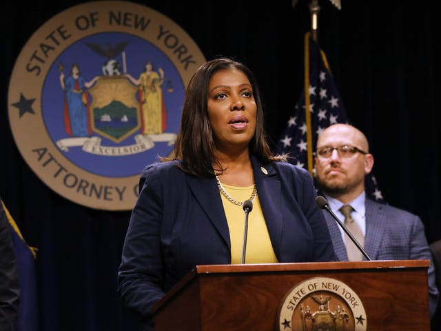 NY Attorney General Letitia James to Probe Whether NYPD Targets Black People for Subway Fare Evasion