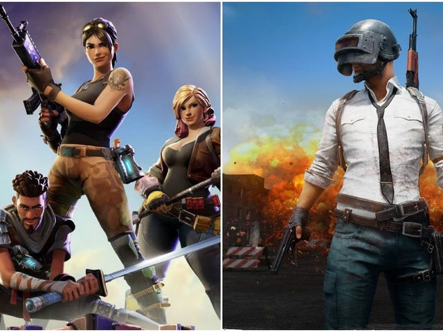 PlayerUnknown's Battlegrounds Creators Drop Lawsuit Over Fortnite