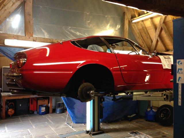 The Daytona gets a winter overhaul
