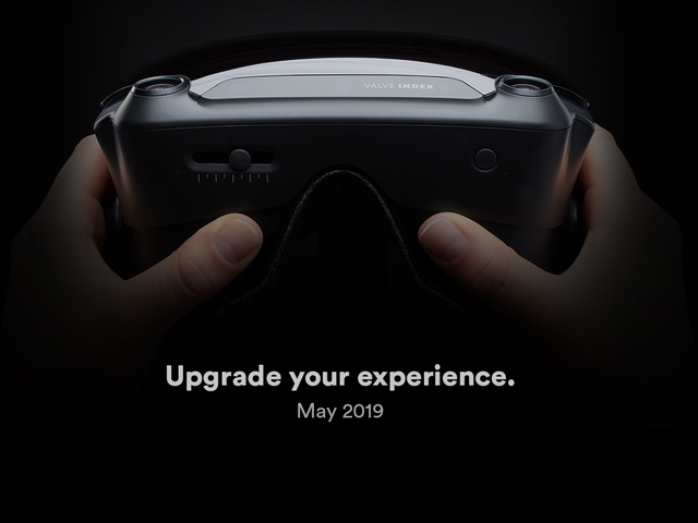 Valve Teases New VR Headset, More Info Coming In May