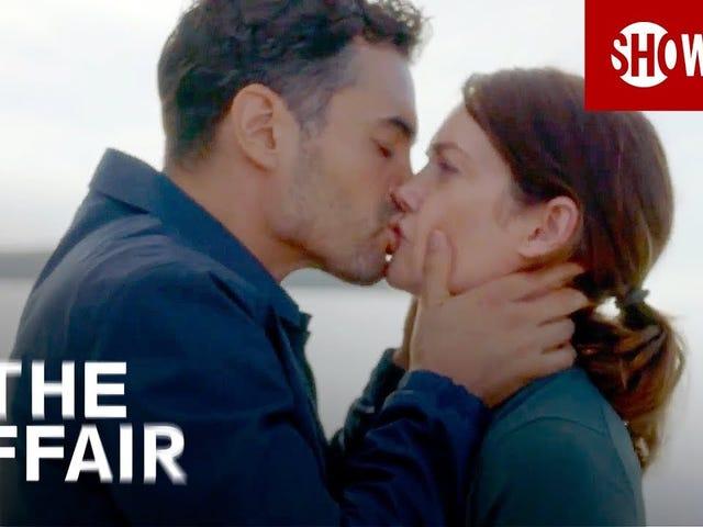 <i>The Affair</i> är tillbaka och alla gör fortfarande mycket av utbening