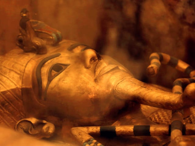 King Tut Had a Space Dagger