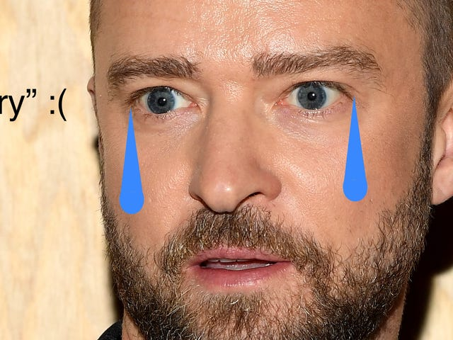 Everyone, Let's Circle Around Justin Timberlake Again and Keep Pointing Our Fingers at Him