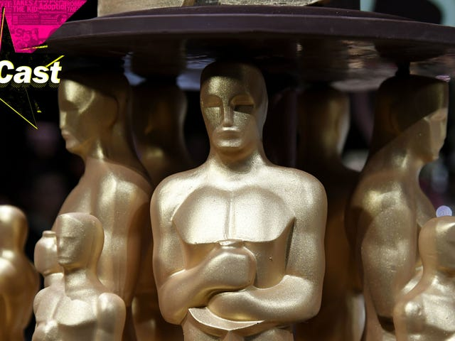 Dirtcast Would Love to Host the Oscars!
