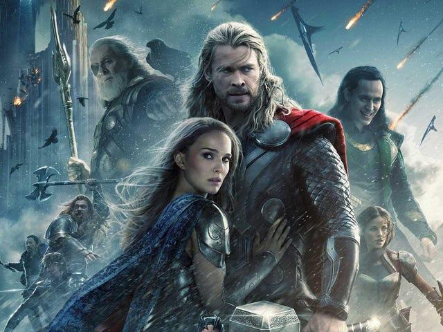 Почему Натали Портман покинула вселенную Marvel после Thor: The Dark World (пока)