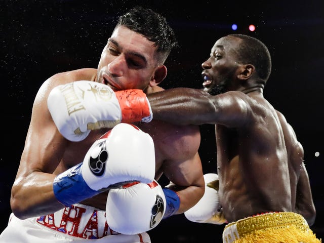 Terence Crawford Is The Humiliator