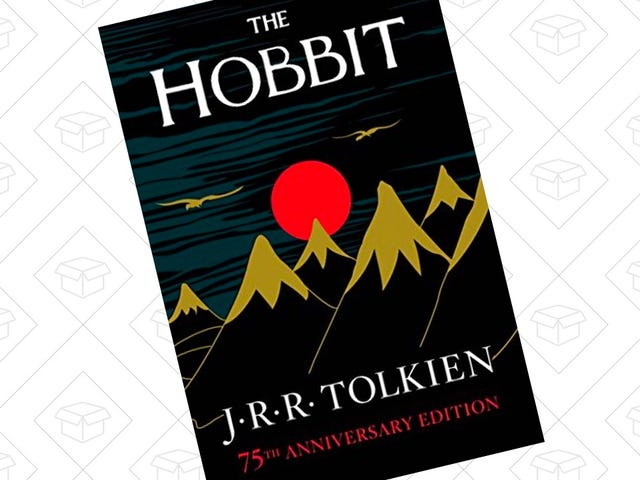 Disappear Into Middle Earth with The Hobbit Kindle Book, Just $3