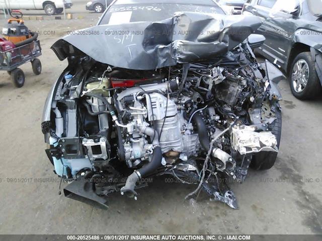Αυτό το Destroyed Honda Civic Type R είναι μια πραγματική συμφωνία αν το βλέπετε μόνο από την πλάτη