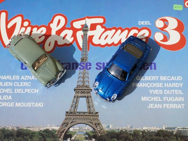 Γαλλική Παρασκευή: ετήσια εφημερίδα!