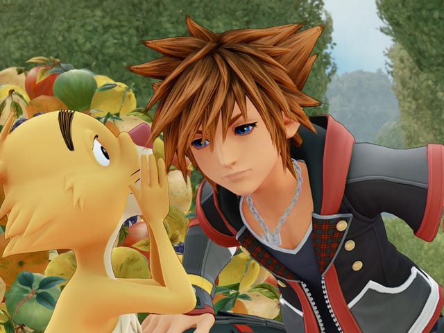 Kingdom Hearts IIIWarns Users About Making 'Commercial' Livestreams And Music Streams