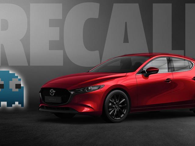 Mazda está recordando el Mazda3 porque puede alucinar y activar el frenado de emergencia