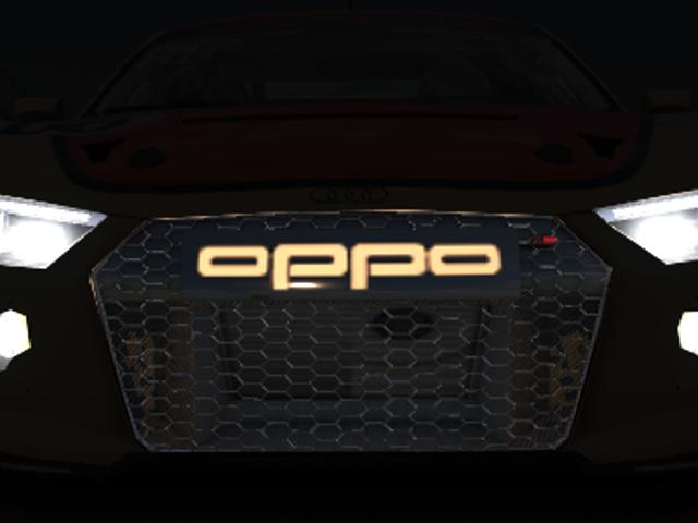 Η ομάδα Oppo Audi R8 GT3 αποκαλύπτει
