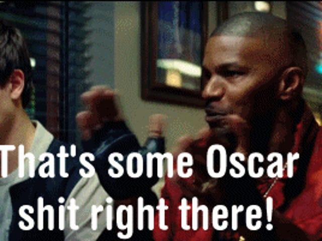 Saturday GIF Party - Pre Oscar Party Edition