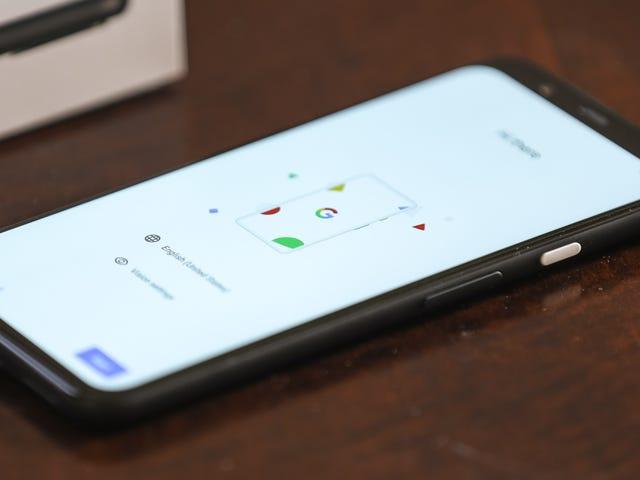 Cách buộc Pixel 4 của Google luôn sử dụng tốc độ làm mới 90Hz