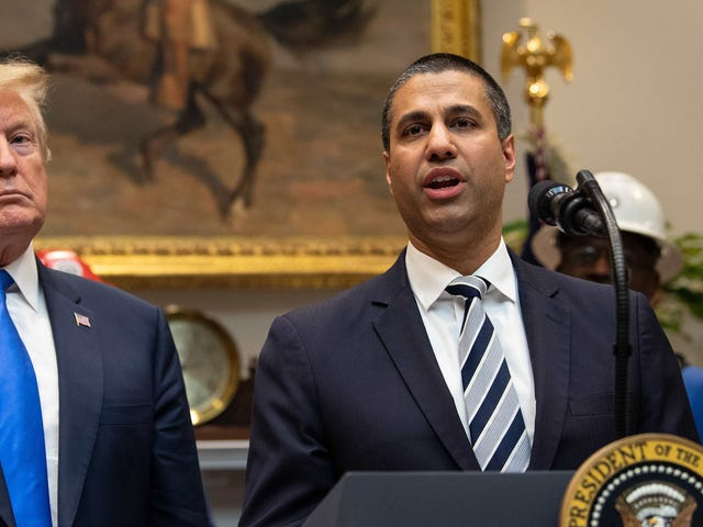 FCC Plans to Scrap Defective System Used to Post Fake Net Neutrality Comments