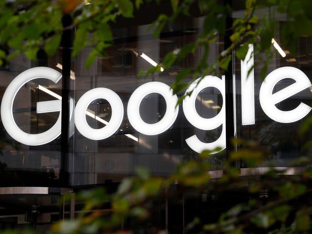 Google-entreprenörer röstar för att Unionize given Company's track record of crappy Treatment