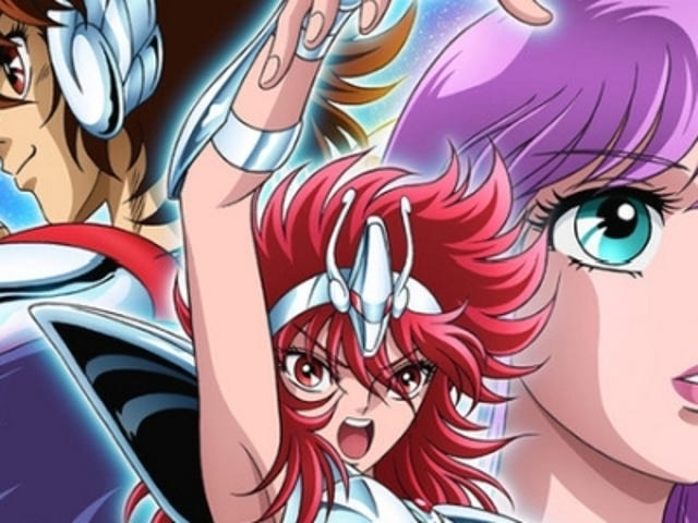 News about the anime of Saint Seiya: Saintia Sho will come next month!