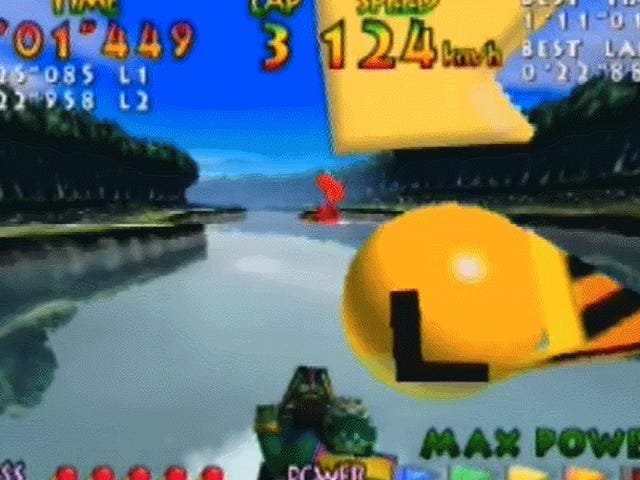 <i>Wave Race 64</i> Player Spends Nine Years Shaving Less Than Two Seconds Off Record