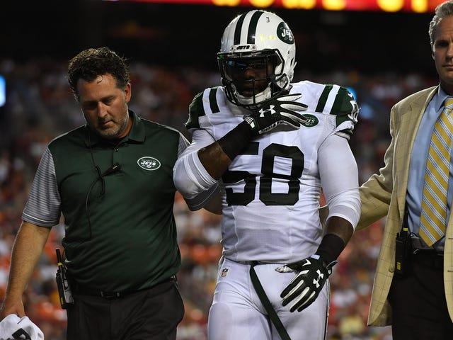 Tuntutan Tuntutan Mengatasi Masalah Kesihatan Mental NFL