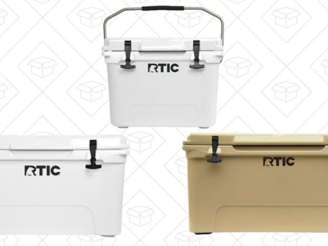 These RTIC Coolers Are Perfect For Dreaming About Warmer Weather, And They're Cheaper Than Ever