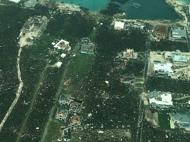 At Least 7 Reported Dead in Bahamas Following Hurricane Dorian's Devastation