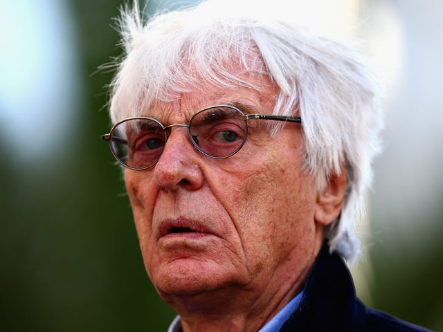 Bernie Ecclestone Hates These Damn Kids And Their Social Media