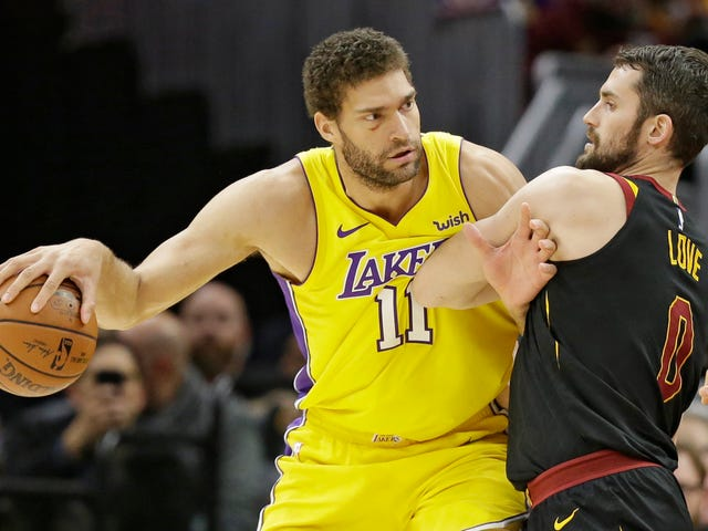 Brook Lopez And The Terrible, Horrible, No Good, Very Bad Second Quarter