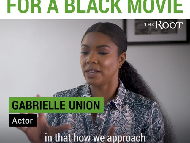 Watch: Gabrielle Union: 'Hollywood Is Very Segregated'