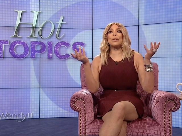 Tahun Wendy Williams dalam 'Clap if You ...'