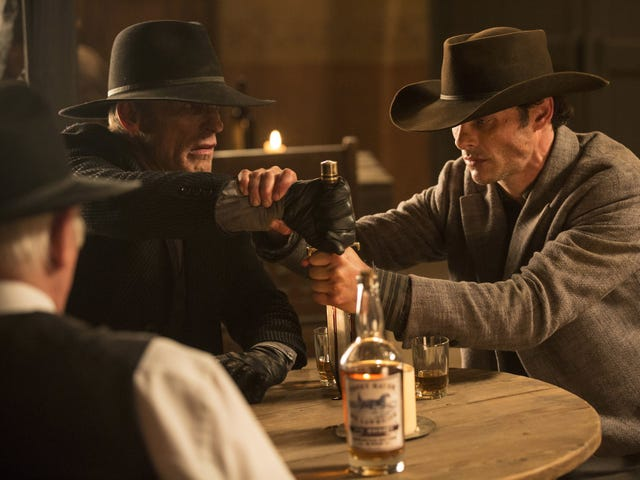 """Westworld 1x08: """"Trace Decay"""" discussion/reaction"""