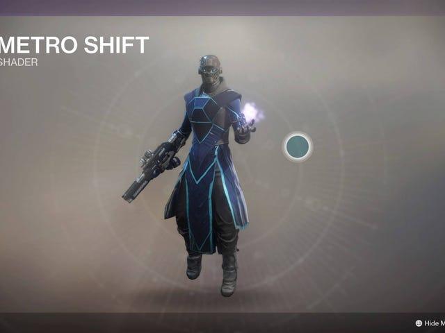 <i>Destiny 2</i>玩家一次性使用着色器(和微交易)