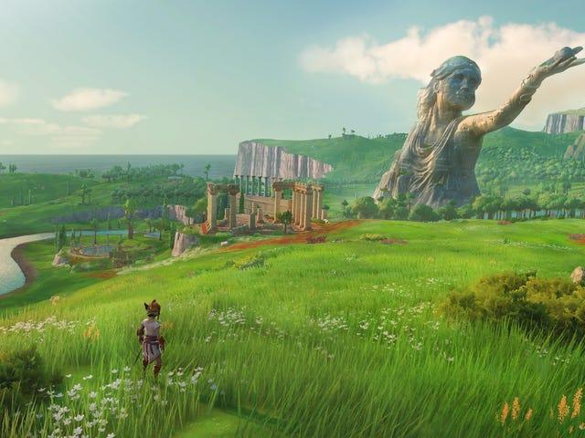 <i>Gods & Monsters</i> Adalah Permainan Ubisoft Baru Itu Seperti <i>Zelda</i> Dengan Mitologi Yunani
