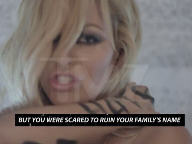 Aubrey O'Day của 'Somebody That I Used To Know' Remix có thể là về Donald Trump Jr.