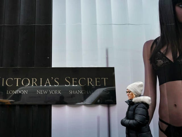 Victoria's Secret Executive Who Gave Disastrous Interview Finally Leaves the Company