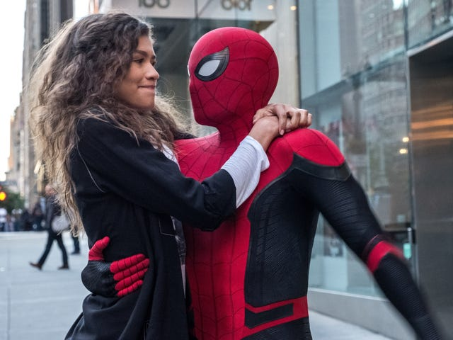 Chicago, swing in to Spider-Man: Far From Home early and for free