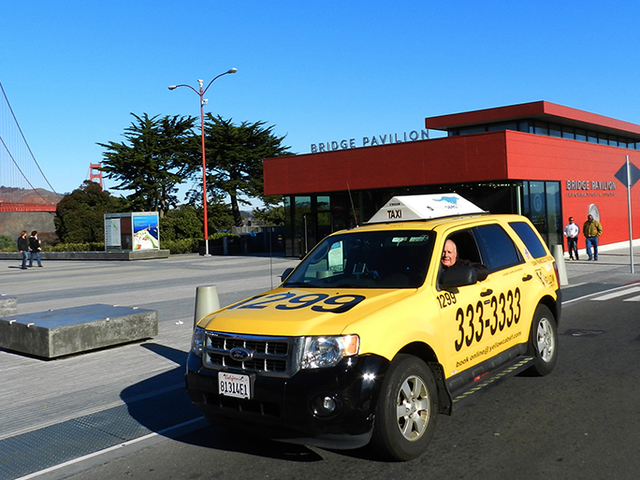 Uber (and Lyft) Finally Bankrupted San Francisco's Favorite Taxi Company