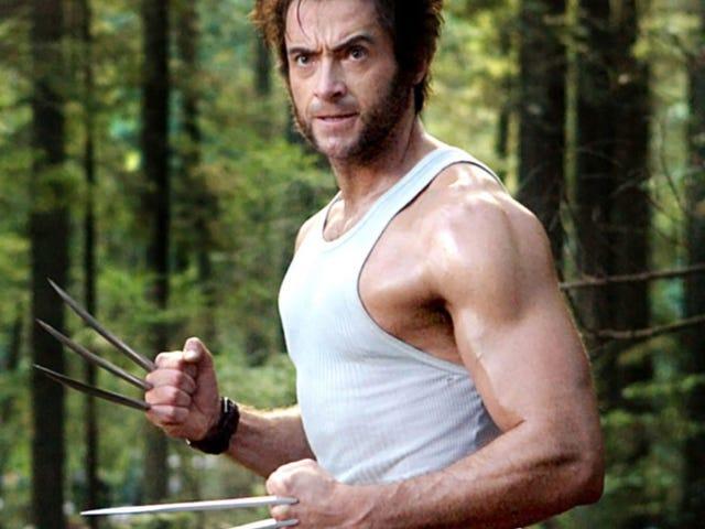 Ο Hugh Jackman δεν γνώριζε ότι τα Wolverines ήταν πραγματικά ζώα μέχρι που άρχισε να πυροβολούν τα <i>X-Men</i>