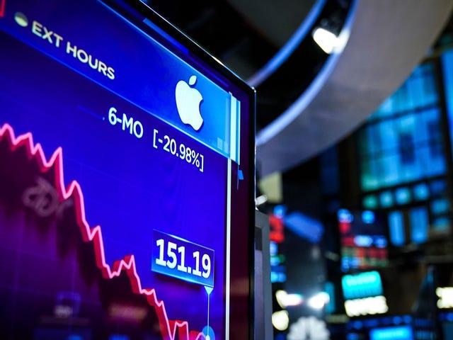 Bekas Peguam Apple Berfikir Dengan Menyekat Dagangan Insider Didakwa atas Caj Perdagangan Insider