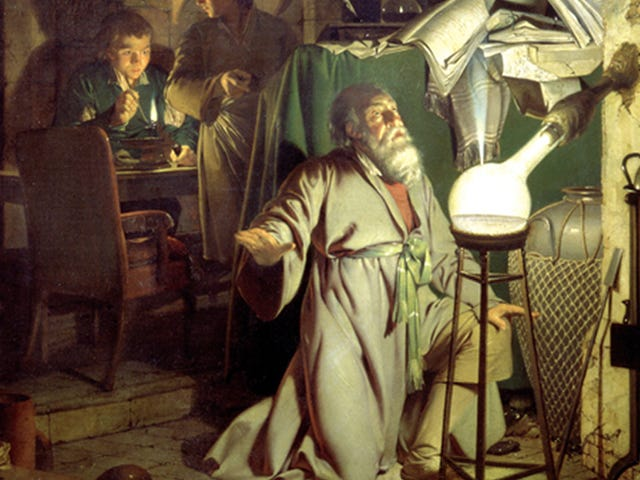 We Owe a Lot to This Alchemist Who Tried to Transmute Pee Into Gold
