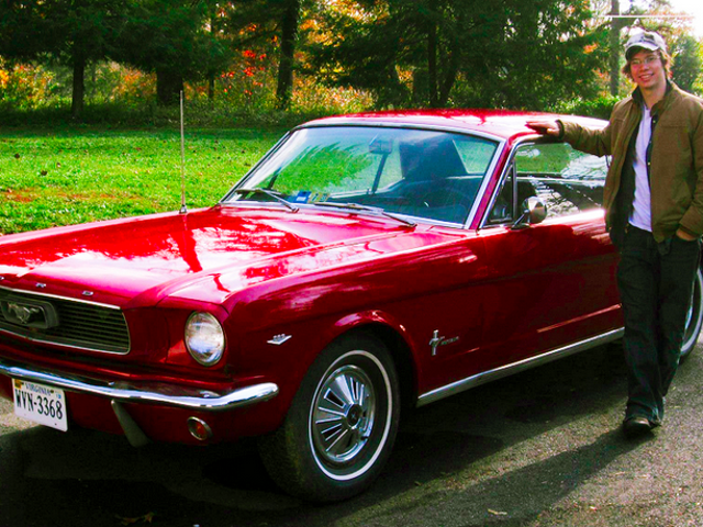 Check Out My Secret Neglected 1966 Ford Mustang Live Right Now
