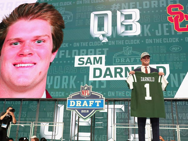 Dear The Jets: What The Hell Are You Doing With Sam Darnold?