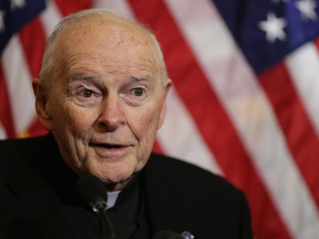 Report: Cardinal and Prominent Critic of Sexual Abuse Resigns Amidst Sexual Abuse Allegations