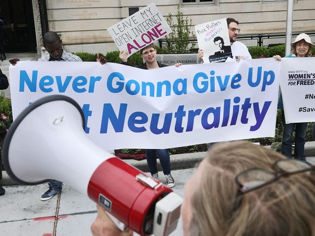The End of the Internet as We Know It: FCC Votes to Dismantle Net Neutrality