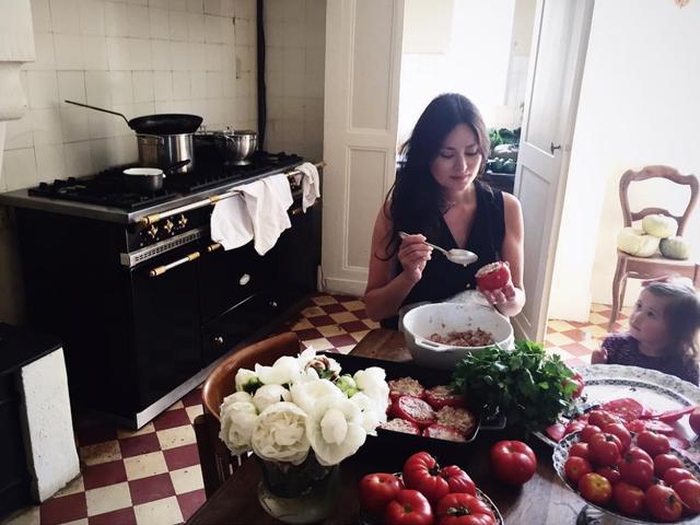 Φαγητό Blogger προφανώς πωλούνται Soul να διάβολος