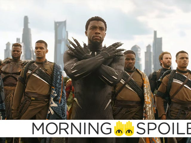 Updates From Black Panther 2, Hawkeye, and More