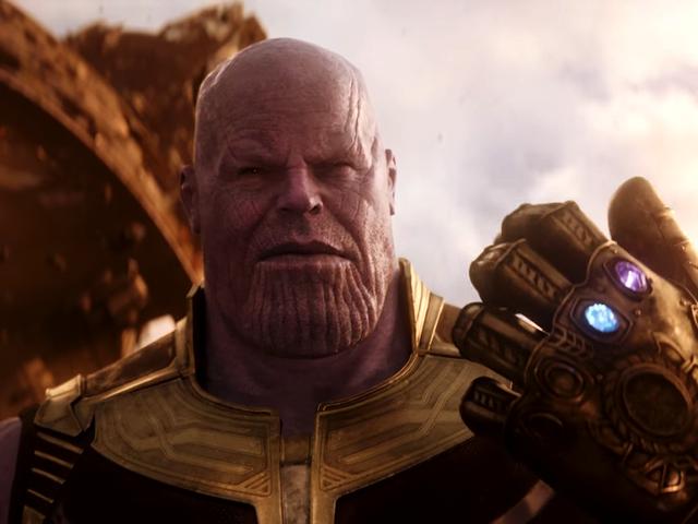 Google celkey el estreno de <i>Avengers: Endgame</i> con un redirecttido huevo de pascua cống hiến một Thanos