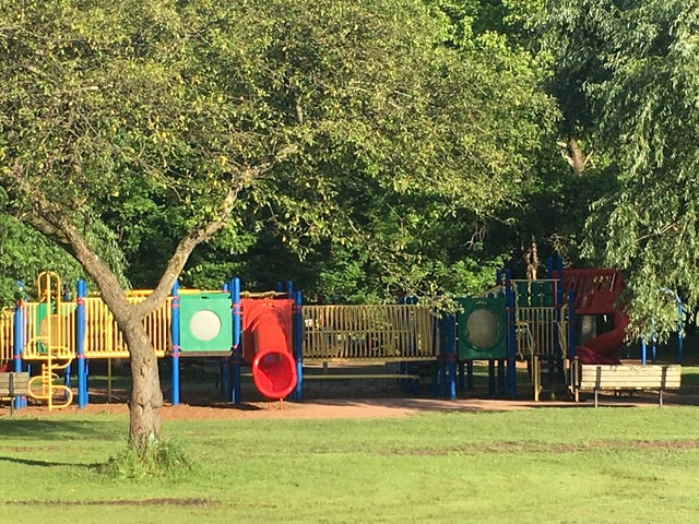 How to Find the Perfect Playground for Your Workout