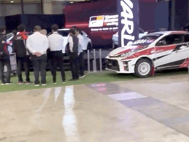 Rival Tuners Got Into It At The 2020 Tokyo Auto Salon Over Minutes Of Loud Revving