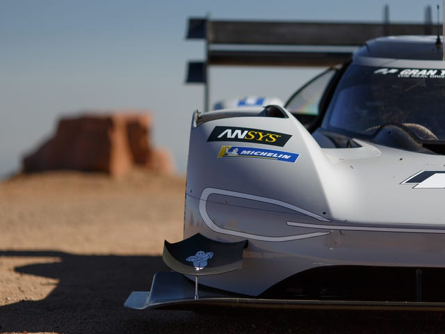 Volkswagen Is Done With Gas-Powered Motorsports